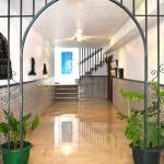 entrada hostal