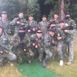 My stag do Saturday 4th of July 2015 Leeds Battlefield