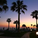 Beach Promenade.