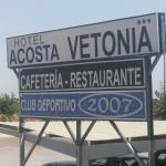 Foto de Hotel Acosta Vetonia