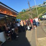 such a busy chippy! serves the best food