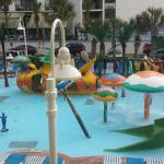 Kids Pool located in front of room 233
