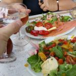 de belles couleurs pour un beau & bon repas