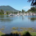 Ucluelet Campground Waterfront