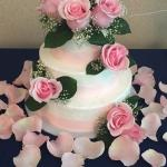 Beautiful sweet 16 cake!