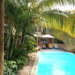 La petite piscine du Margarita