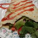The Wild Hog Crepe