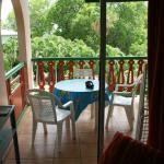 Il terrazzo-cucina