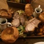 Amazing pork roast dinner 2!