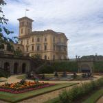 The Terrace at Osborne House