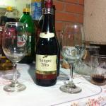 un buen vino y la magia del valle