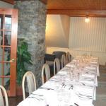 Salon privé pour repas en famille