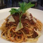 Homemade Spaguetti Bolognese