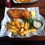 Fish and Chips were amazing!!!!