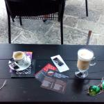 Great atmosphere, even better coffee :)
