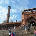Mosquée du vendredi (Jama Masjid)