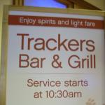 Trackers Bar and Grillの写真