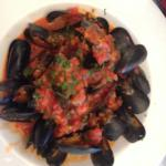Mussels red