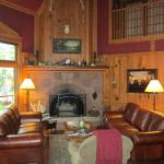 Beautiful spacious lodge common are