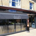David's Cafe' Continental - New Look