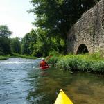 Great time paddling Terrapin Creek.