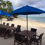 Foto de Manuia Beach Resort