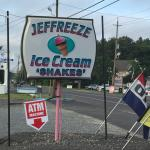 Jeffreeze Old-Fashioned Ice Cream