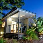 Deluxe Villa verandah