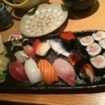 寿司にぎり特上
