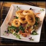 Asian Calamari Salad