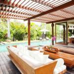 Villa Dewi Sri - lounge