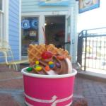 A must find if you are in Avila Beach, best frozen yogurt on the Central Coast