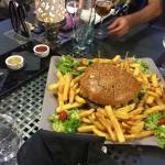 Hamburger di chianina da 1kg