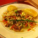 Antipasto - insalata di mare
