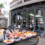Barcelona Gaudi Restaurant Foto