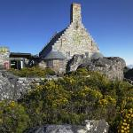 Enjoy your meals with a view at the summit of Table Mountain