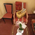 Sitzecke und Fruchtteller Deluxe DZ