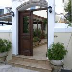 The Niriides door