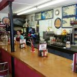 Rosie's counter