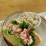 Rosie's lobster roll