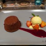 Un délice de chocolat ...