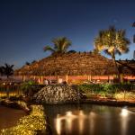 Our Beach Side Tiki Bar