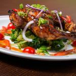 Spatchcock Chicken 2