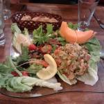Tartare de saumon ayayay !!! Un pur régal...