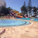 Larger pool!