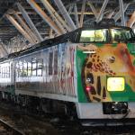 Asahiyama Zoo Train
