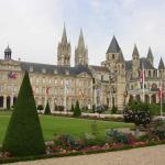 Mairie - Abbaye aux Hommes