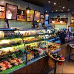 Starbucks, open 24 hours