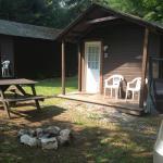 Foto de Bonnie Brae Cabins & Campsites