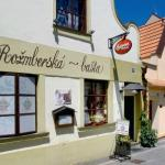 Photo de Restaurace Rozmberska Basta